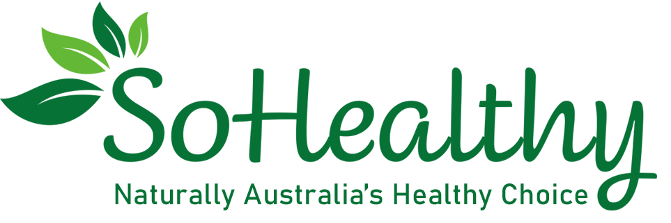 So Healthy Logo. So Healthy is one of Australia's health and lifestyle brand. We promote healthy life choices and give advice on how to live a healthier and happier life.