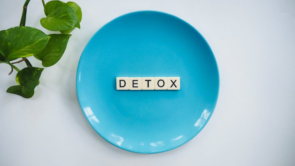 Cleanse and Detox your body.